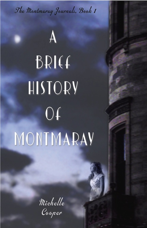 'A Brief History of Montmaray' - North American paperback