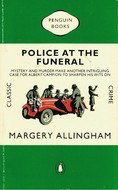 'Police at the Funeral' by Margery Allingham