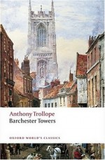 'Barchester Towers' by Anthony Trollope