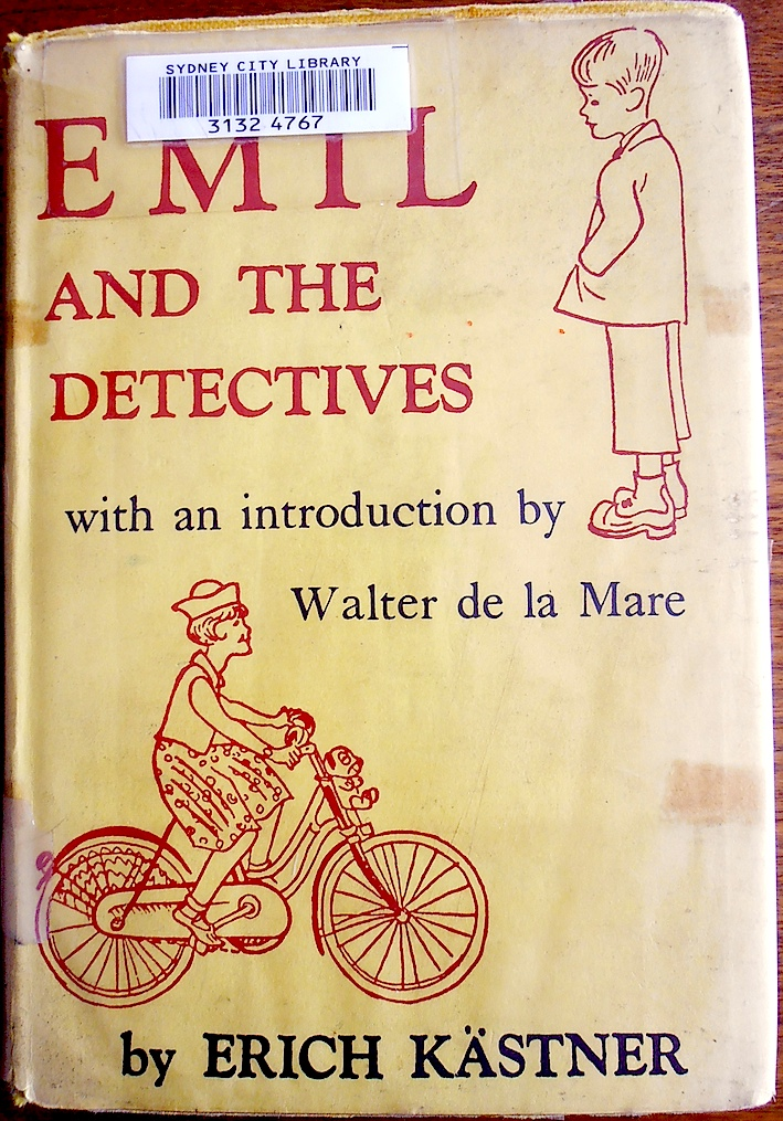 'Emil and the Detectives' by Erich Kästner