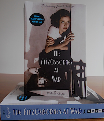 'The FitzOsbornes at War' North American ARC