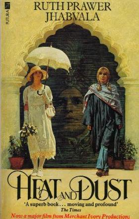 'Heat and Dust' by Ruth Prawer Jhabvala