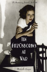 'The FitzOsbornes at War' North American edition