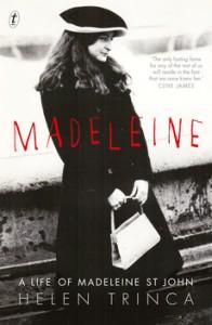 'Madeleine: A Life of Madeleine St John' by Helen Trinca