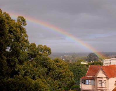 My Rainbow Neighbourhood