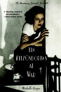 'The FitzOsbornes at War' title=