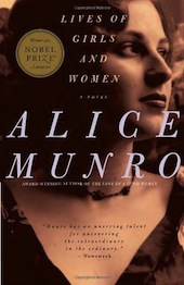 'Lives of Girls and Women' by Alice Munro