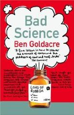 'Bad Science' by Ben Goldacre