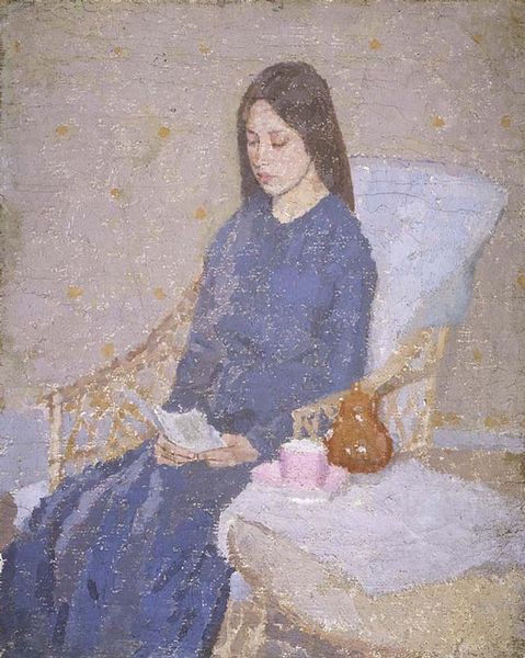 'The Convalescent' by Gwen John (1924)