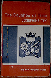 'Daughter of Time' by Josephine Tey