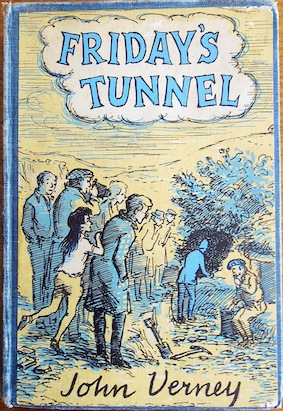 'Friday's Tunnel' by John Verney