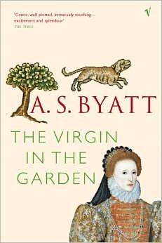 'The Virgin in the Garden' by A. S. Byatt