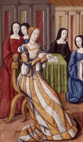 Phyllis BnF Francais 874, Folio 11v