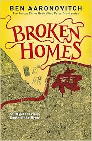 'Broken Homes' by Ben Aaronovitch