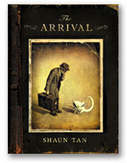 'The Arrival' by Shaun Tan