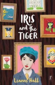 'Iris and the Tiger' by Leanne Hall