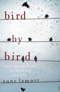 'Bird by Bird' by Anne Lamott