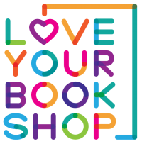 'Love your bookshop 2016' logo
