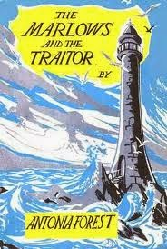 'The Marlows and the Traitor' by Antonia Forest
