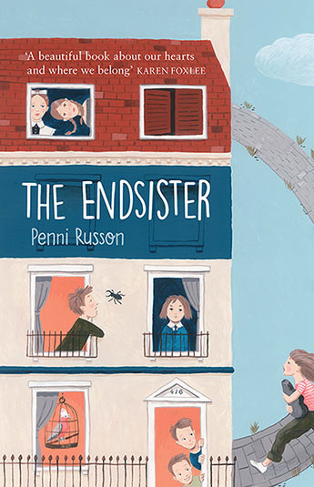 'The Endsister' by Penni Russon