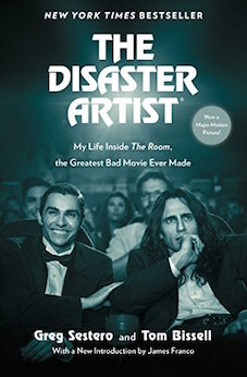 'The Disaster Artist' by Greg Sestero and Tom Bissell