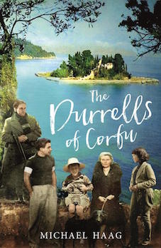 'The Durrells of Corfu' by Michael Haag