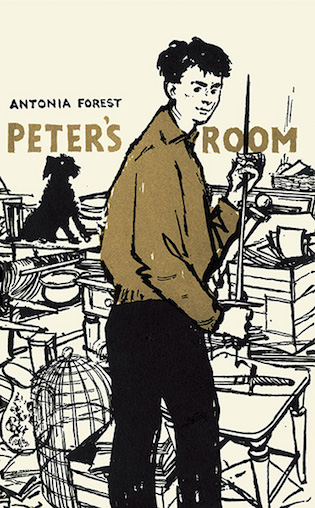 'Peter's Room' by Antonia Forest