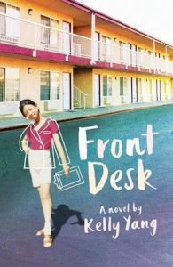 'Front Desk' by Kelly Yang (Australian cover)