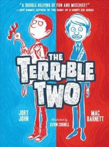 'The Terrible Two' by Jory John and Mac Barnett