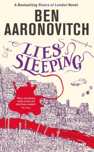 'Lies Sleeping' by Ben Aaronovitch
