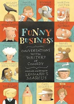 'Funny Business' by Leonard S Marcus
