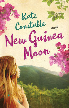 'New Guinea Moon' by Kate Constable